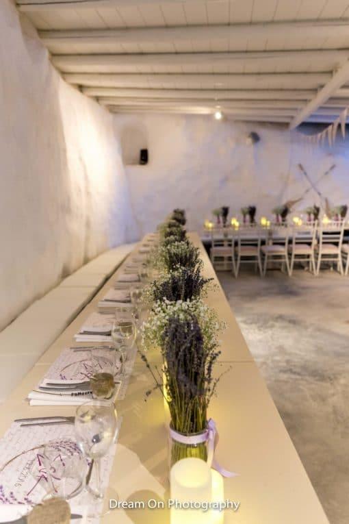 Akro Santorini - Naido Wedding
