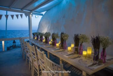 Akro Santorini - Naido Wedding