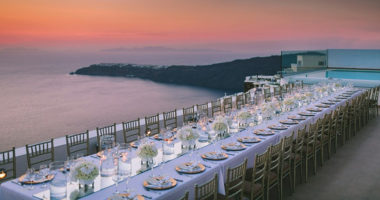 Naido Wedding Euterpi Package Santorini Island