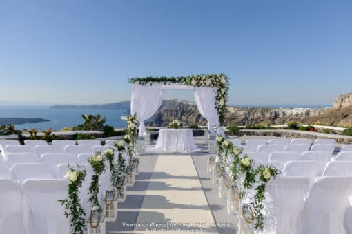 Oenochoe Package Naido Wedding Santorini
