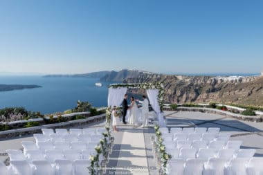 Venetsanos Winery NaidoWedding Santorini
