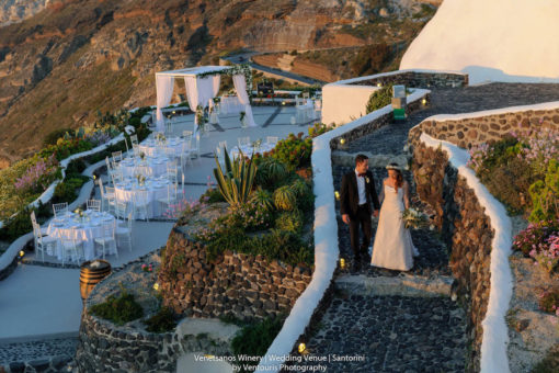 Venetsanos Winery NaidoWedding Santorini