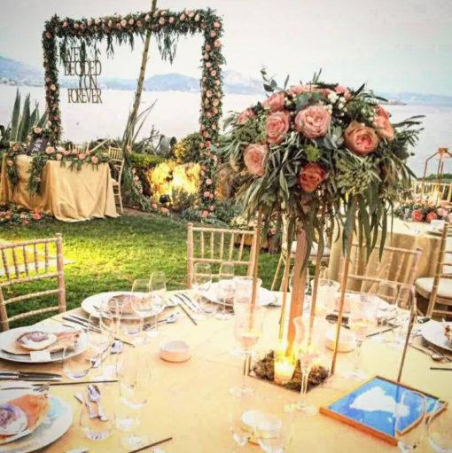 naido wedding - Alcmene Package