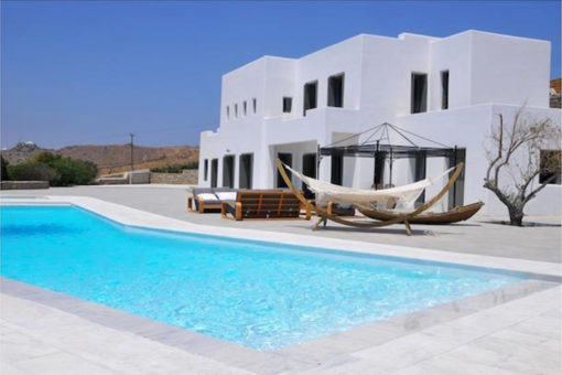 Aegean Resort in Mykonos - Naido Wedding