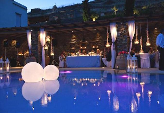 Aeolis Tinos Suites - Naido Wedding