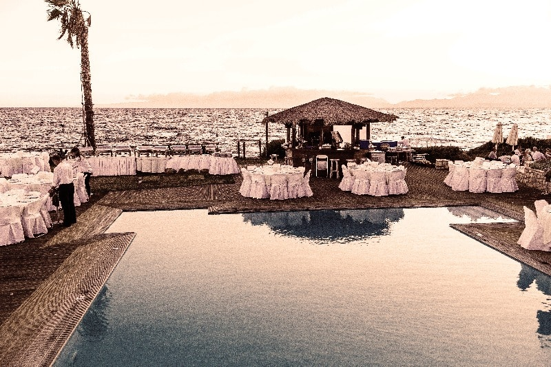 Alas Resort and Spa in Monemvasia - Naido Wedding