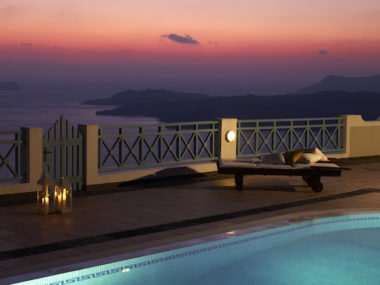 Aphrodite Villas in Santorini - Naido Wedding