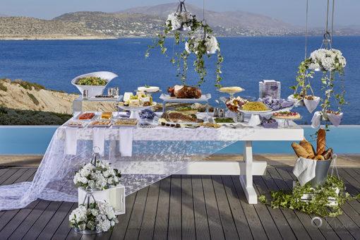 Aria Fine Catering - Naido Wedding