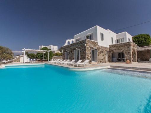 Casa Seaview in Mykonos - Naido Wedding