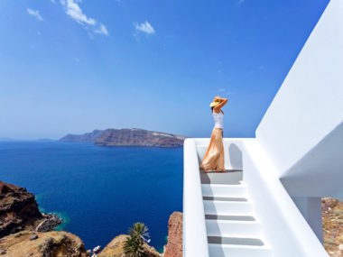Charisma Suites in Santorini - Naido Wedding