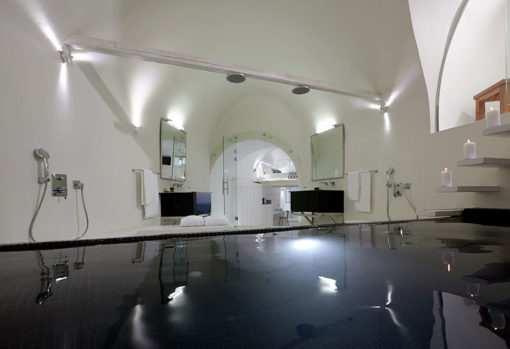 Dreams Luxury Suites in Santorini - Naido Wedding