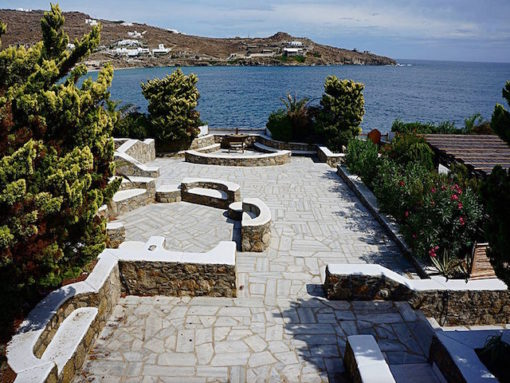 Elysium Villas in Mykonos - Naido Wedding