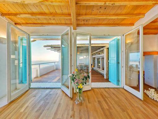 Fanari Retreat in Mykonos - Naido Wedding