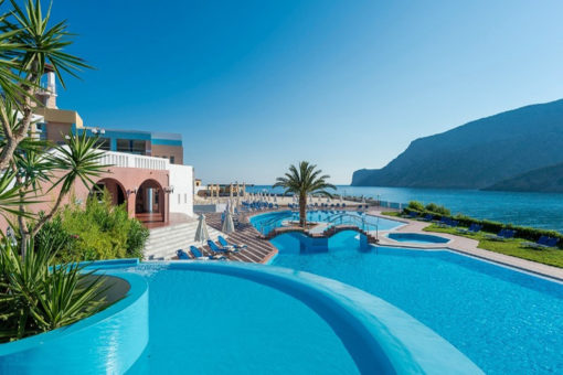 Fodele Beach and Water Park Holiday Resort in Crete - Naido Wedding
