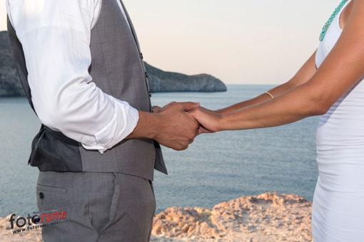 Fotorama Milos - Naido Wedding