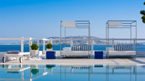 Grace Mykonos in Mykonos - Naido Wedding