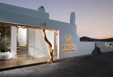 Kensho in Mykonos - Naido Wedding