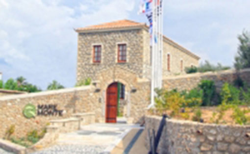 Mare Monte Boutique Hotel in Spetses - Naido Wedding