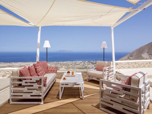 Oblivion Villas in Santorini - Naido Wedding