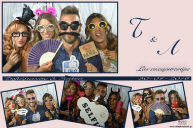Photo Booth - Naido Wedding