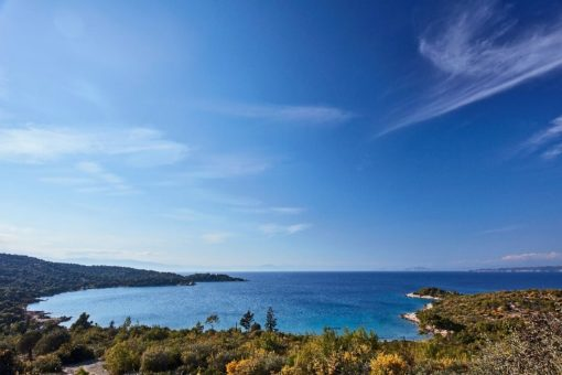 Poseidonion in Spetses - Naido Wedding
