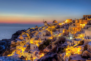 Event Venues in Santorini