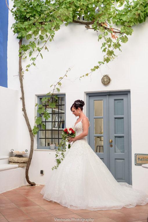 Santorini Photography by George Ventouris - Naido Wedding