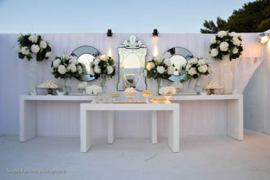 Zazoo Event Rentals - Naido Wedding
